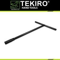 TEKIRO T-TYPE SOCKET 10 MM / KUNCI SOK T HITAM