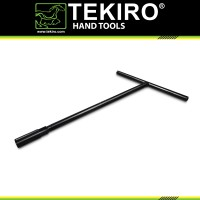 TEKIRO T-TYPE SOCKET 14 MM / KUNCI SOK T HITAM