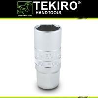 TEKIRO 3/8 INCH KUNCI BUSI 21 MM /KUNCI BUSI / ANAK SOK BUSI
