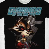 Kaos Guardian Of The Galaxy Anak / Dewasa - Rocket Ready