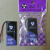 Baterai Double Power MEL-V Iphone 4G/4S Replica/Baterai Iphone Replica