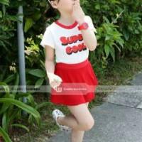 Setelan Baju fashion Anak Import merk GW144-A