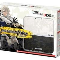 Region US - New Nintendo 3DS XL - Fire Emblem Fates Edition - ORIGINAL
