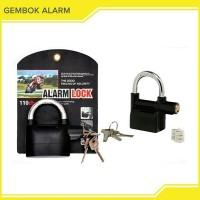 Gembok Alarm / Gembok Modern