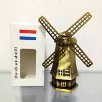 Miniatur/Pajangan Miniatur Kincir Holland B Buat Pajangan Di Jakarta