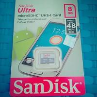 Kartu Memory SanDisk 8GB
