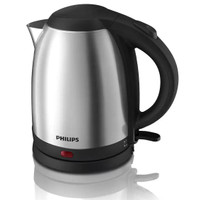 PHILIPS Kettle Listrik Stainless 1.5 Ltr HD9306 - Silver