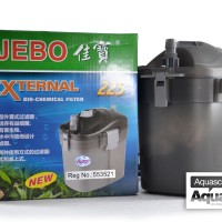 JEBO 225 External Bio-Chemical Filter Canister