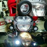 Lampu Cree Led -Z250, Mt25, Z800, Z100, Mt09, Tracer, Vulcan, Verseys,