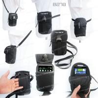 Tas Handphone 6 Inch Bisa Di Pinggang Dan Selempang Nordend B278