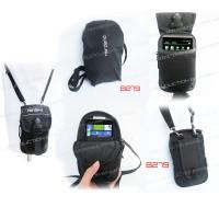 Tas Handphone 6 Inch Bisa Di Pinggang Dan Selempang Nordend B279