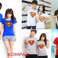 Kaos Couple Superman