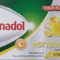 Panadol Cold n Flu Hot Remedy