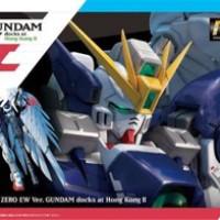 Bandai RG Wing Zero Custom EW ( Ver. Gundam Docks at Hong Kong II)
