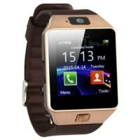 Smart Watch Jam Tangan DZ09/U9 Support SIM Card & Memory Card Camera - Hitam