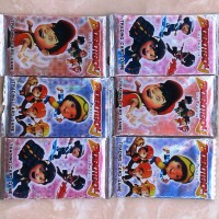 Mainan Trading Card Game Boboiboy