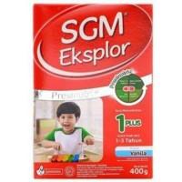 SALE!!! SGM EKSPLOR 1+ VANILLA 400GR