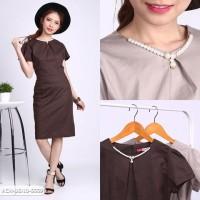 Decha Plain Bodycon Mini Dress