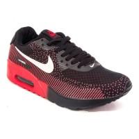 Sepatu Lari Nike Air Max 90 Wave  A+ [15101M-HTMR]