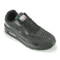 Sepatu Lari Nike Air Max 90 US Flag  A+ [15083M-HTHT]