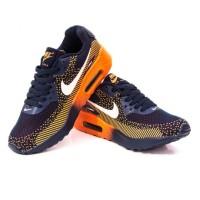 Sepatu Lari Nike Air Max 90 Wave  A+ [15101M-NVOG]