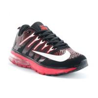 Sepatu Lari Nike Flyknit Air Max [15132M-MRHT]