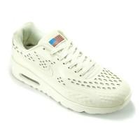 Sepatu Lari Nike Air Max 90 US Flag  A+ [15083M-PTPT]