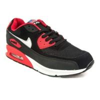 Sepatu Lari Nike Air Max 90 US Flag  A+ [15080M-HTMR]