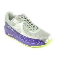Sepatu Lari Nike Air Max 90 Sparkle [15027W-SLUG]