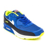 Sepatu Lari Nike Air Max 90 US Flag  A+ [15080M-BRHJ]