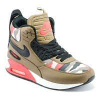 Sepatu Casual Nike Army Boots Air Max 90 [15109M-CKMR]