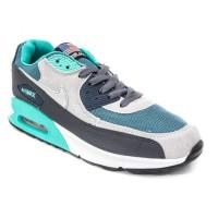 Sepatu Lari Nike Air Max 90 US Flag  A+ [15080M-ABHJ]