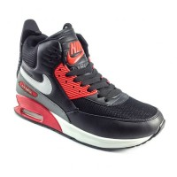Sepatu Casual Nike Sneaker Boots Air Max 90 [15057M-HTMR]