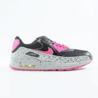 Sepatu Lari Nike Air Max 90 Sparkle [15027W-HTPK]