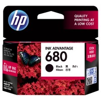 Catridge HP 680 Black Original