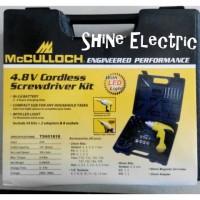 Mesin Obeng Elektrik Portable Charger / Cordless Screwdriver