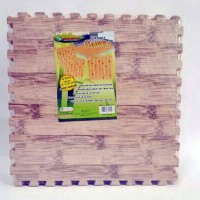 Karpet Evamat Bambu Muda / Matras Dekorasi Ruang / Alas Bermain Anak