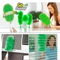 Go Duster Electric Cleaner - Kemoceng Pembersih Debu Elektrik Otomatis