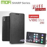 Flipcover Lenovo VIBE SHOT Z90 : MOFI Sharp Series ( +  Limited