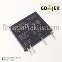 Omron SSR G3MB-202P DC AC - Solid State Relay In 5VDC Out 240V AC 2A