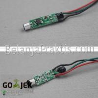 VIVETEK Mini  CCTV Microphone for Surveillance DVR System