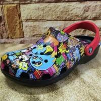 sepatu sandal crocs original