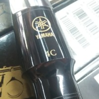 Mouthpiece Saxophone Alto Yamaha AS-4C, made in Indonesia