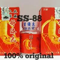 Ginseng Thinma Solowan (Obat Rematik)