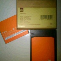Battery Baterai Batre Xiaomi Redmi 1s Original + Dock Charger