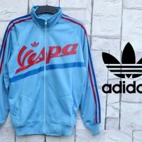Jaket Adidas Vespa Biru Muda [sweater/hoodie/jumper]
