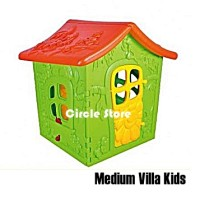 Rumah Anak / Kids Play House Medium Villa