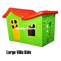 Rumah Anak / Kids Play House Large Villa