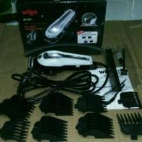 alat cukur/cliper pemotong rambut WIGO~8 sepatu sisir@best produk