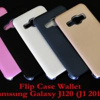 FLIP CASE WALLET FOR SAMSUNG GALAXY J120 (J1 2016)
